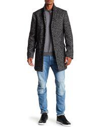 Michael Kors - Henry Wool Blend Coat - Lyst