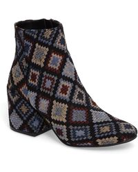 Treasure & Bond - Marian Block Heel Bootie (women) - Lyst