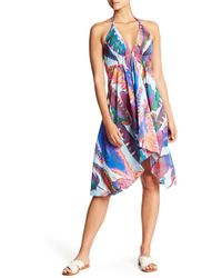 Pilyq - Rion Halter Neck Dress - Lyst