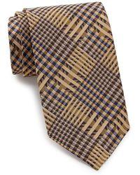 Thomas Pink - Girtin Check Silk Tie - Lyst