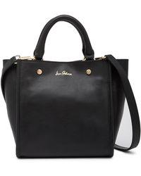 Sam Edelman - Abbigail Leather Micro Tote Bag - Lyst