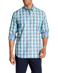 Tommy Bahama - Ali Plaid Original Fit Shirt - Lyst