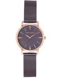 Vince Camuto - Women's Analog Quartz Mesh Bracelet Watch, 34mm - Lyst