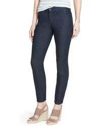 NYDJ - Clarissa Colored Stretch Ankle Skinny Jeans (petite) - Lyst