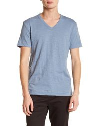 Theory - Strato-gaskell V-neck Tee - Lyst