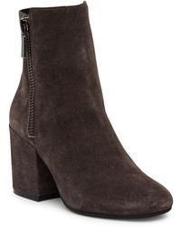Kenneth Cole - Rima Leather Boot - Lyst
