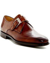 Magnanni - Tudanca Buckle Dress Shoe - Lyst