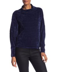 Laundry by Shelli Segal - Chenille Sweater - Lyst