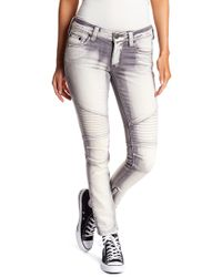 Affliction - Raquel Rising Hollywood Skinny Jeans - Lyst