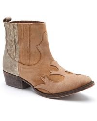 Matisse - Royston Leather Ankle Boot - Lyst