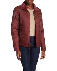 The North Face - Reversible Mossbud Swirl Jacket - Lyst
