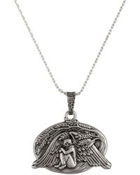 ALEX AND ANI - Guardian Of Healing Expandable Necklace - Lyst