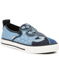 RED Valentino - Apple Tree Applique Sneaker - Lyst