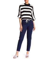 Splendid - Drawstring Cloth Pants - Lyst