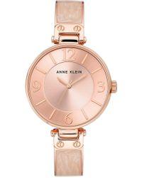 Anne Klein - Women's Bracelet Watch, 34mm - Lyst