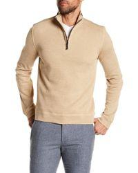 English Laundry - Mock Neck Long Sleeved Sweater - Lyst