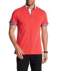 Maceoo - Short Sleeve Polo - Lyst
