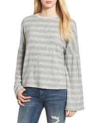 Project Social T - Bell Sleeve Pullover - Lyst