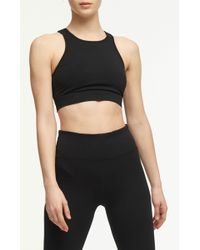 Donna Karan - Low Impact Sports Bra - Lyst