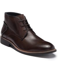 bdb23c5849a Lyst - Men s Steve Madden Formal and smart boots On Sale
