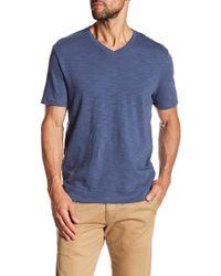 Vince - V-neck Shirt - Lyst