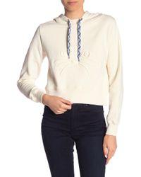 Paul & Joe - Cotton Hooded Sweatshirt - Lyst