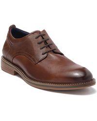 Steve Madden - Haltt Leather Derby - Lyst