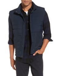 Vince - Quilted Down Vest - Lyst