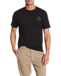 Retrofit - Black Rose Patch Tee - Lyst