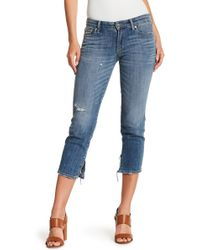 Lucky Brand - Sweet Cropped Leg Denim Jeans - Lyst