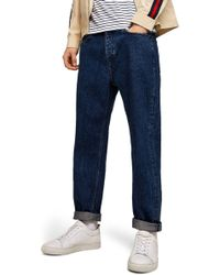 TOPMAN - Original Fit Jeans - Lyst