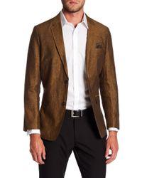 Ben Sherman - Baffin Notch Collar Casual Fit Blazer - Lyst