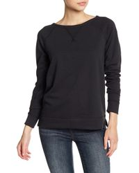 Alternative Apparel - Scrimmage Long Sleeve Jumper - Lyst