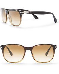 Persol - Rectangle 56mm Sunglasses - Lyst