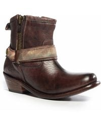 Bed Stu - Triple Ankle Boot - Lyst
