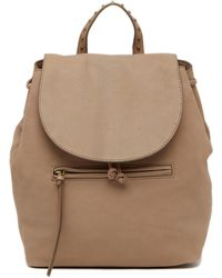 Lucky Brand - Dray Leather Backpack - Lyst