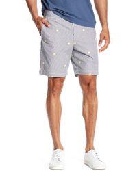 Original Penguin - Lemon Stripe Shorts - Lyst
