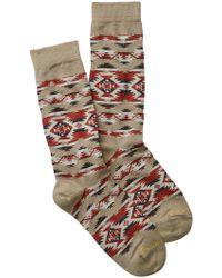 Pendleton - Mountain Majesty Crew Socks - Lyst