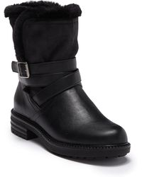 Report - Nesta Faux Fur Lined Boot - Lyst