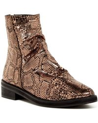 Free People - Amarone Ankle Boot - Lyst