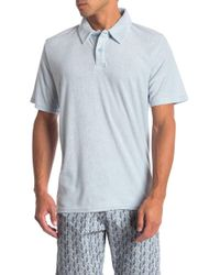 TRUNKS SURF AND SWIM CO - Solid Terry Polo - Lyst