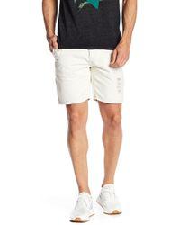 Scotch & Soda - Garment Dyed Shorts - Lyst