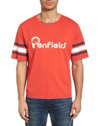 Penfield - Ringold T-shirt - Lyst