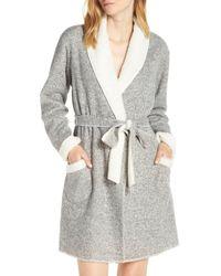 Splendid - Bonded Hacci Robe - Lyst