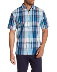 Tommy Bahama - Short Sleeve Graphic Printed Shirt - Lyst