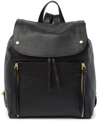Cole Haan - Harlow Leather Backpack Bag - Lyst
