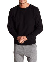Rag & Bone - Racer Sweatshirt - Lyst