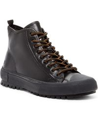 Frye | Ryan Lug Midlace High Top Sneaker | Lyst