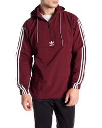 adidas Originals - Blocked Anorak - Lyst