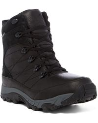 The North Face - Chillkat Leather Insulated Waterproof Boot - Lyst